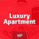 Luxury Apartment - Single property WordPress theme