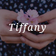 Tiffany - Clean and Simple WordPress Blog Theme