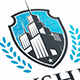 City Shield Logo Design