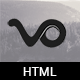 VOOV - Responsive Creative HTML Template