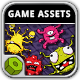 Virus Attack Game Assets