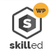 Skilled - School Education Courses WordPress Theme