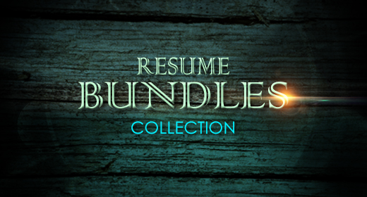 Resume Bundles