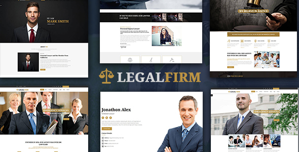 Download LegalFirm - Insurance and Lawyer Business Drupal 8 Theme