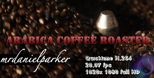 Arabica Coffee Roaster
