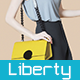 Liberty - Responsive Prestashop Theme