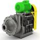 Pump industrial centrifugal
