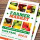 Farmer Market Event Flyer Vol 02