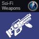 Sci-Fi Energy Weapon Shot 3