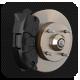 3D Realistic Disc brake Model