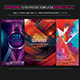 Electro Music Flyer Bundle Vol. 37