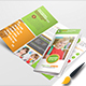 Junior School kids Trifold Brochure
