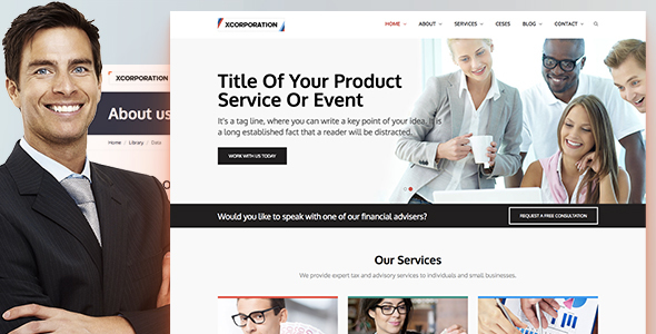 Xcorporation clean html5 responsive professional business website xcorporation clean html5 responsive professional business website template corporate flashek Choice Image