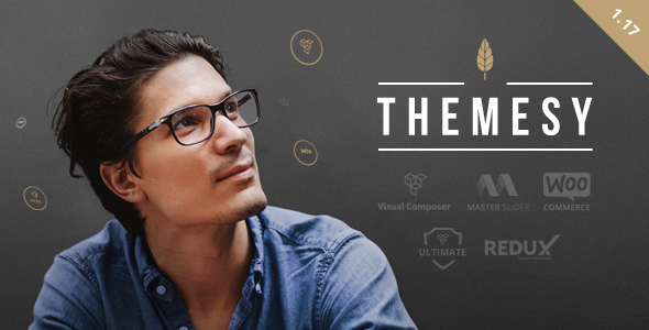 Themesy - Responsive Multi-Purpose WordPress Theme
