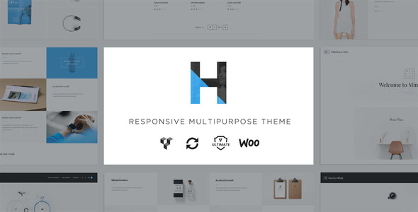 Hydrus - Responsive Multi-Purpose WordPress Theme