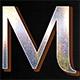 3D Metallic Text Effects V1