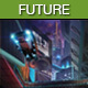 Future City Night