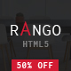 Rango Web Agency - Multipurpose HTML5 Template