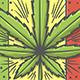 Medical Marijuana Logo Five