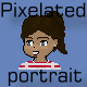 Customize Pixel Art Portrait or Avatar
