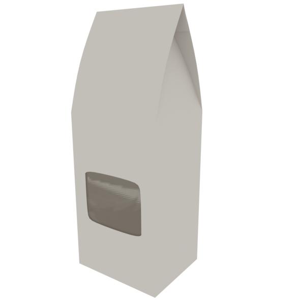 cardboard packaging - 3DOcean Item for Sale