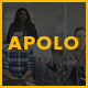 Apolo // Onepage Creative Business Joomla Template