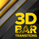 3D Bar Transitions