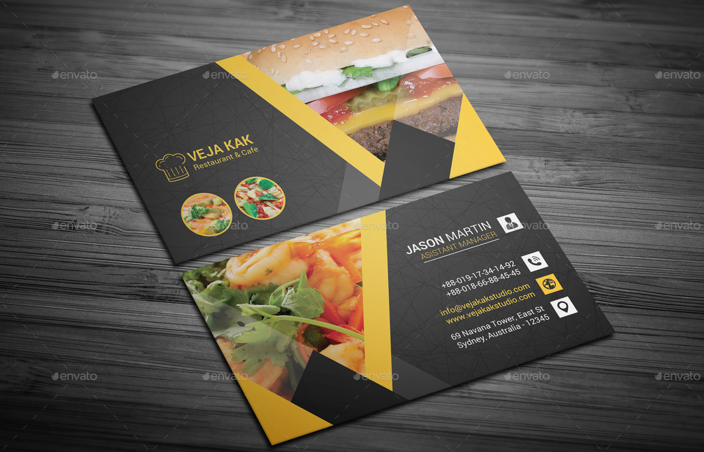 eatery business plan in philippines cards