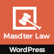Master Law Agency And Lawyer WordPress Theme - Lawyer WP