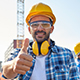 Somali - Construction Building WordPress Theme