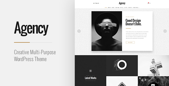 Agency | Creative Multi-Purpose WordPress Theme