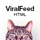 ViralFeed - Viral & Buzz Template