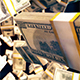 Money Rain Of Dollar Bills