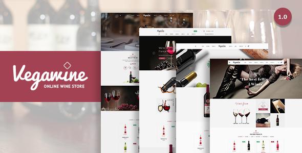 Download VG VegaWine - Wine, Winery and Vineyard WooCommerce Theme