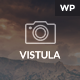 Vistula - Photography WordPress Theme