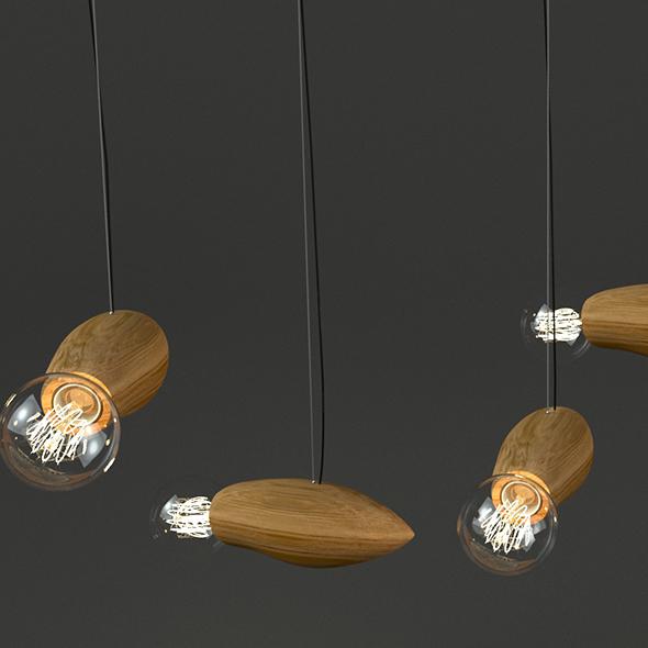 3DOcean Bee Lamp 19348158