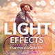 Light Effects for Photography