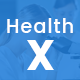 Healthx - Health and Medical Template