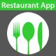 Ionic2 Restaurant app