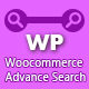 WP-Woocommerce Advance Search