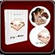 Wedding DVD / Blu Ray Cover 08