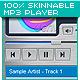 100% Skinnable MP3 Player