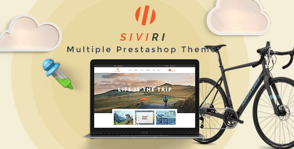 Leo Siviri Responsive Prestashop Theme (PrestaShop)