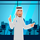 Saudi Character