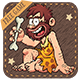 Caveman Puzzle - Android Game +Admob Ads