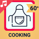 Cooking Icons and Elements
