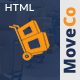 MoveCo - Moving Company HTML Template with Visual Builder