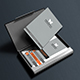 Smart Vertical Business Card