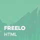 Freelo - Creative PRemium HTML Template