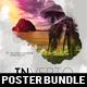 3 Inverto Music Poster Bundle
